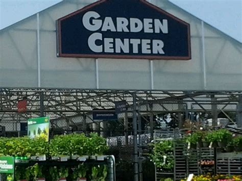 Lowe S Home Garden Center storefront tto garden center yelp