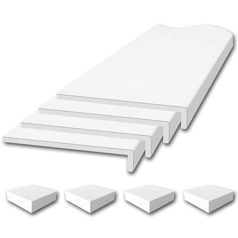 Window Sill Replacement Kit by Flexstone Window Sill Trim Kit In White Flxwtk648r4wh