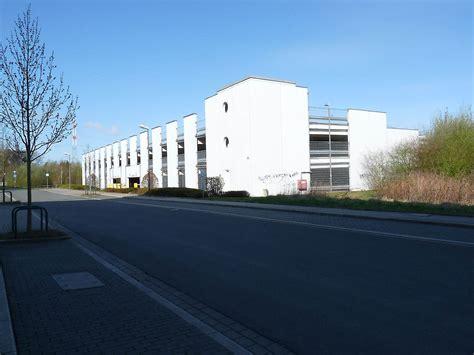 Parking Garage In Dortmund, Germany