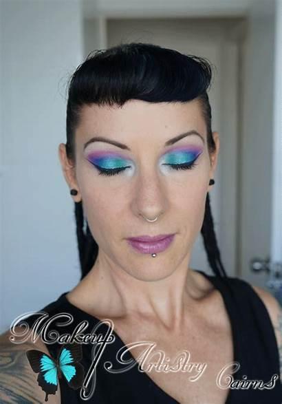 Makeup Cairns Chasing Artist Looks Butterflies