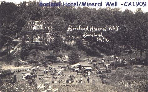 borland hotel pleasants county wv genealogy page