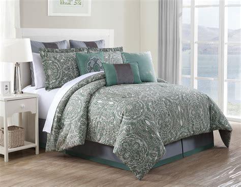 queen cotton comforter sets 9 clara 100 cotton comforter set