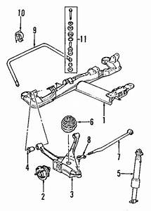 Rear Suspension For 1995 Buick Riviera