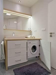 Boules De Lavage Pour Machine à Laver : meuble pour machine laver esth tique et fonctionnel en ~ Premium-room.com Idées de Décoration