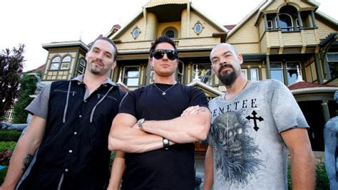winchester mystery house ghost adventures travel channel