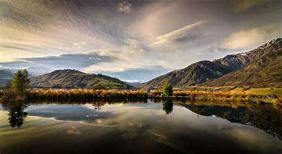 Zealand Queenstown Climate Landscape Island Language South