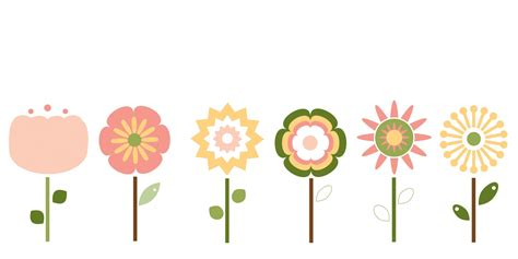 Free Flower Clipart Closed Flowers Clipart Clipground
