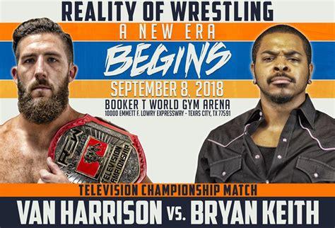 era begins sept   reality  wrestling