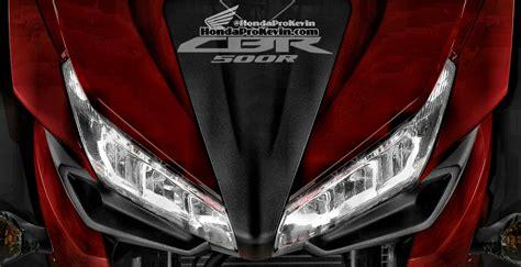 foto semua type hp spesifikasi honda cbr500r desain dan 3 pilihan warna