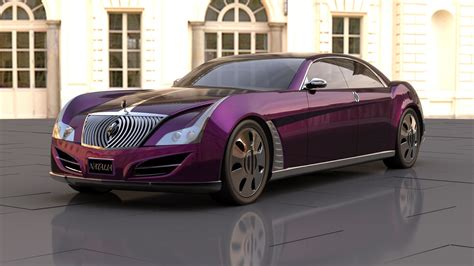Luxury Life Design $2 Million Luxury Car Concept Dimora