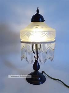 Stehlampe Mit Glasschirm : tolle stehlampe wohnzimmerlampe im jugendstil mit glasschirm ca 39 cm ~ Markanthonyermac.com Haus und Dekorationen