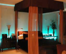 pink leaf villa unique bedroom ideas design - Unique Bedroom Decorating Ideas