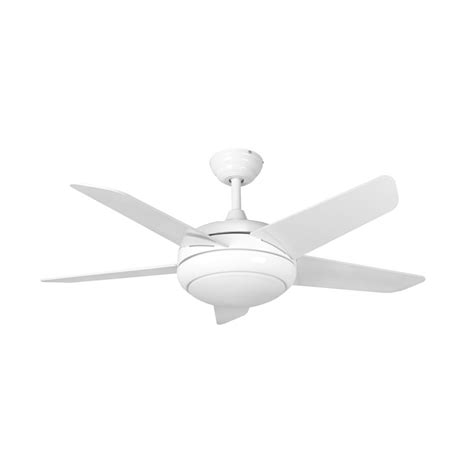 44 inch ceiling fans euro fans neptune ceiling fan 44 inch white with led light