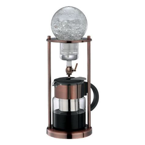 cold brew coffee maker cafe de tiamo cold brew coffee maker gadgets matrix