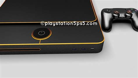 Ps5 Concepts, Designs And Images