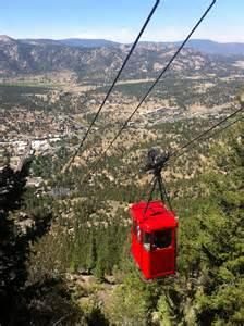 Aerial Tramway Estes Park Colorado