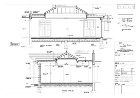 Design Plans by Plan Ahead Drawing Services Drawings For House