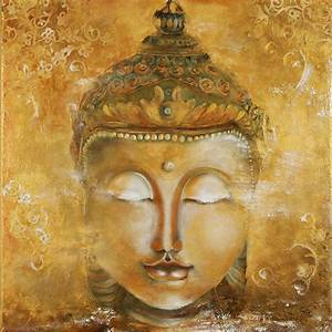 Vintage Buddha Photo Wallpaper 3d Custom Wallpaper Oil