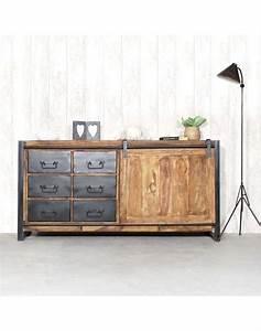Buffet Industriel Ikea : 1000 id es propos de buffet porte coulissante sur pinterest buffet salle manger meubles ~ Teatrodelosmanantiales.com Idées de Décoration
