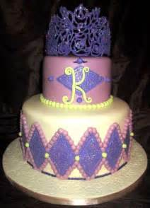 Princess Tiana Baby Shower Cake
