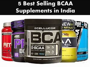 5 Best Bcaa Supplements In India