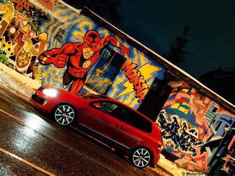Graffiti Macan : Golf Tuning Von Mtm