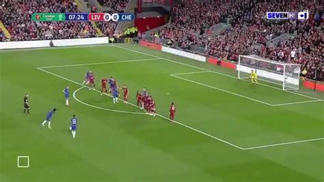 Chelsea VS Liverpool (2-1)HD 2018 Carabao Cup - YouTube