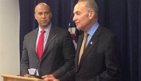 Schumer and Booker team up for sentencing reform bill