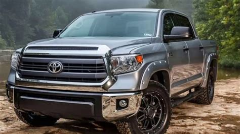 2019 Toyota Tundra Spy Shots & Release Date Rumors