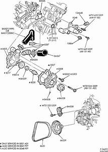 99 Ford Contour Engine Diagram  99  Free Engine Image For User Manual Download