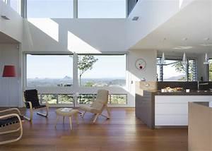 Glass House 2 : luxury modern residence with breathtaking views of glass house mountains idesignarch ~ Orissabook.com Haus und Dekorationen