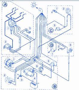 Bayliner Ciera 2000 Electrical Circuit Wiring Diagram