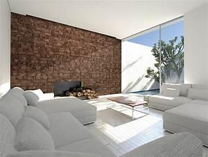 Revetement Bois Mural : cork bricks muratto ~ Melissatoandfro.com Idées de Décoration