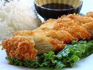 Chicken katsu recipe - HungryGoWhere Singapore