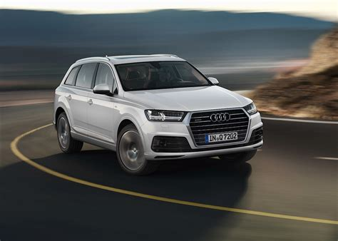Audi Shows 2018 Q7 In New Tofana White Color Reveals