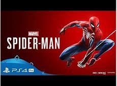 Marvel's SpiderMan PS4 Games PlayStation