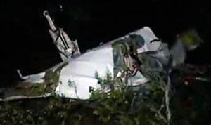 Six dead as private plane crashes into Macedonian ...