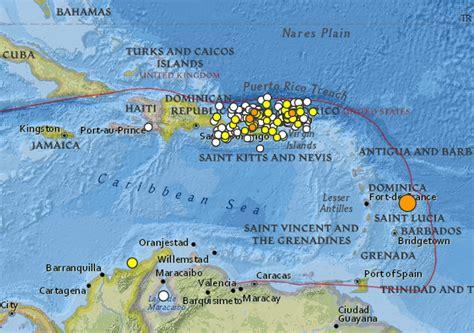 tremblement de terre 224 la martinique il faut r 233 ussir 224