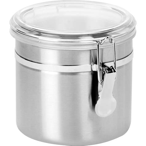 Anchor Hocking 38 Oz Stainless Steel Canister Canisters