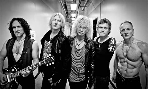 A Conversation With Def Leppard