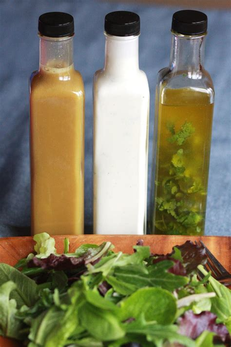 salad dressing make your own salad dressing a beautiful mess