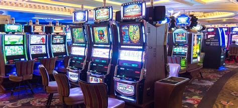 Which Slot Machines Have The Best Odds?  Caesars Games