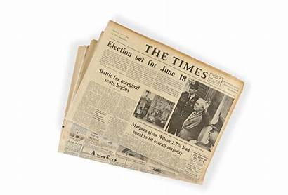 1970s 1973 Newspapers Gifts 1974 1972 Historic