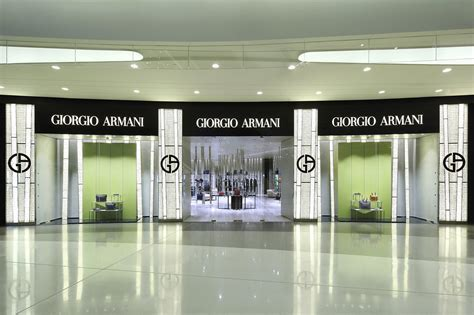 Georgio Armani Stores by Armani Announces New Stores In Haitang Bay
