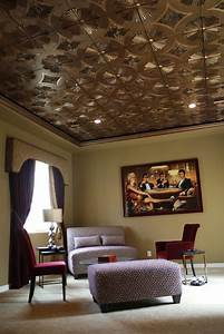 Sunset Boulevard - Faux Tin Ceiling Tile