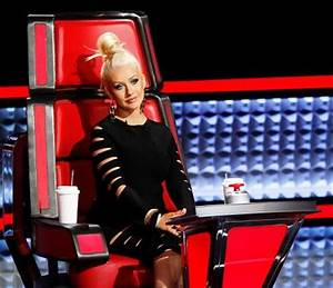 "Christina Aguilera NOT ""Fired"" From ""The Voice,"" Despite ..."