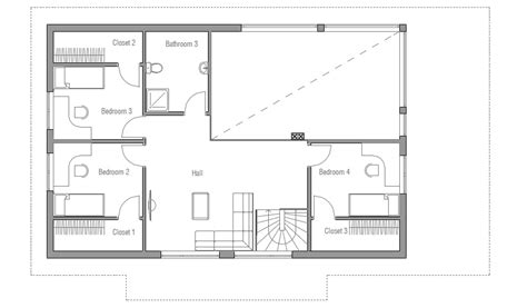 floor plans small homes small house plan ch35 floor plans and house design house plan