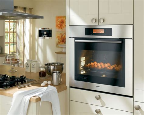 electric oven comparison test wolf viking miele electrolux  bosch ovens