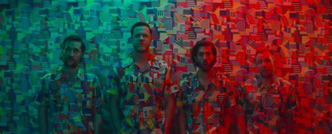 Imagine Dragons Debuts 'zero' Music Video Rotoscopers