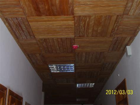 lambris bois plafond sol accueil design et mobilier